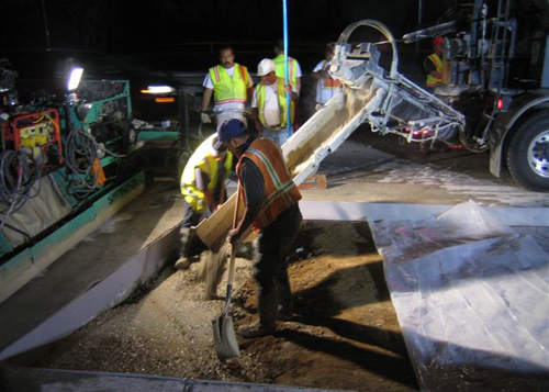 Pourbacks Concrete Services