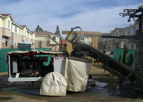 Concrete Pumping Contractors