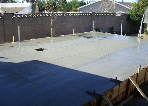 Commercial Concrete Delivery