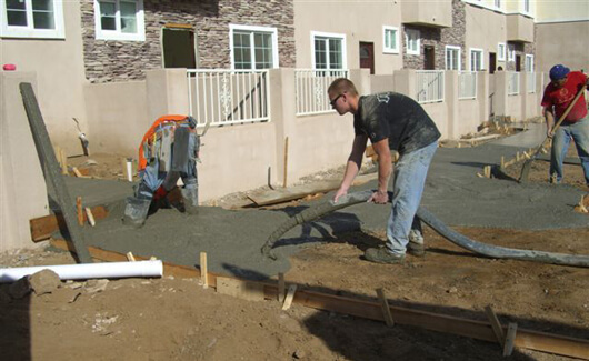 Newport Beach Residential Concrete